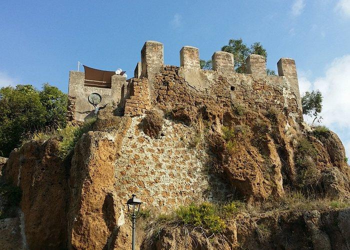 Perticolare delle mura