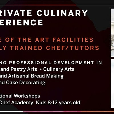 The Academy of Baking and Pastry Arts. A Private culinary School