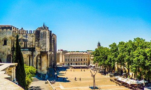 Cathedrale Notre-Dame des Doms