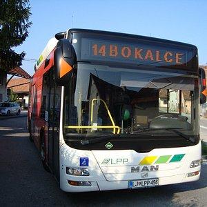 Bus propres