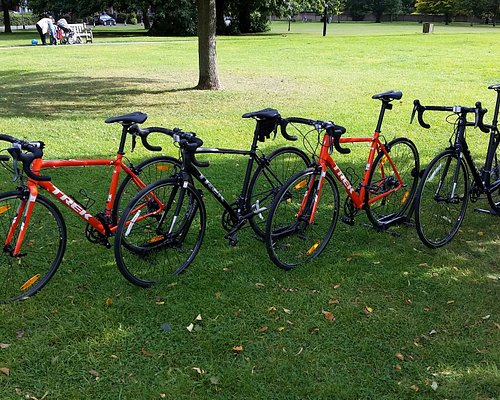 Our hire bikes from Biketrax