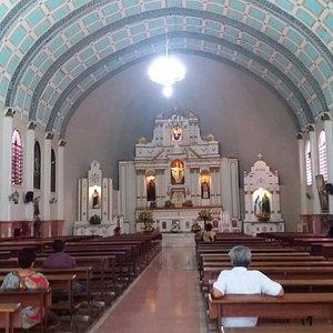 Guayaquil, Ecuador, Iglesia (Parroquia) San Alejo.