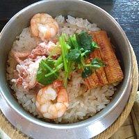 奈良七種釜飯