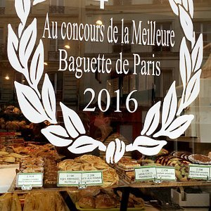 All the best boulangeries are in Montmartre