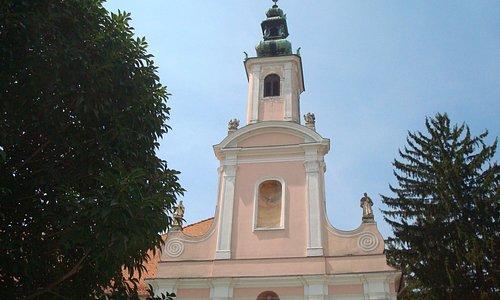 Ursuline Church belfry tower