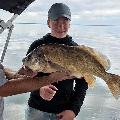 Fishing with Scriba Charters on Lake Oneida, NY