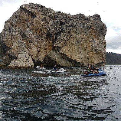 Coco tour boat