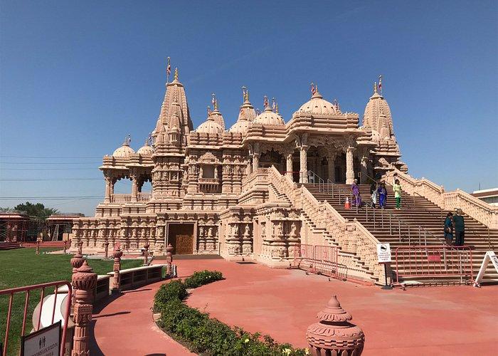 BAPS Swaminarayan Temple, Chino Hills