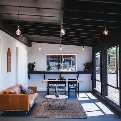 Terrace Edge Tasting Room