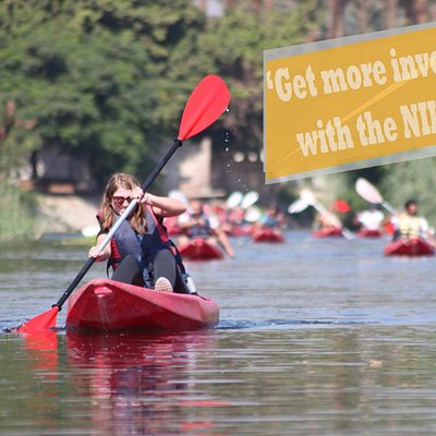 Get more involved with the NILE!