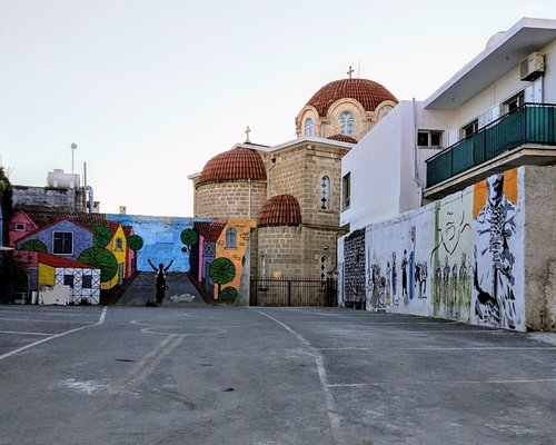 Paphos streets