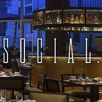 Bienvenidos a SOCIAL. Restaurante Peruano Contemporáneo