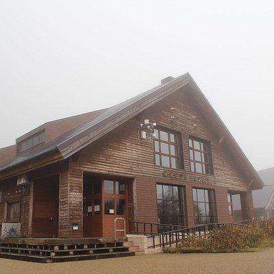 栂池ビジターセンター外観