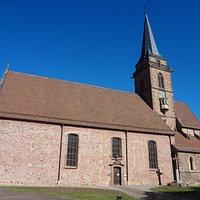 Vieux-Thann - Eglise Saint-Dominique (extérieur)