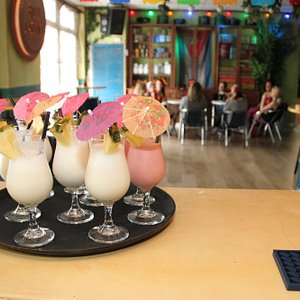 TROPICAL VIBE ~ Enjoy relaxed vibe at the most tropical venue in Enschede.