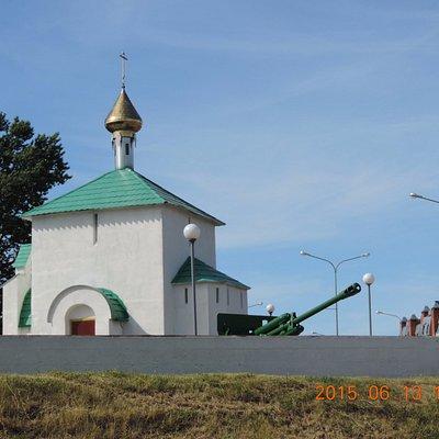 Исторический центр г. Сосновый Бор