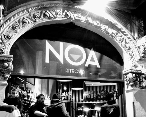 Cocktail Bar Noa in Messina