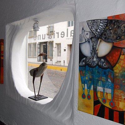 Galeria Uno in Centro