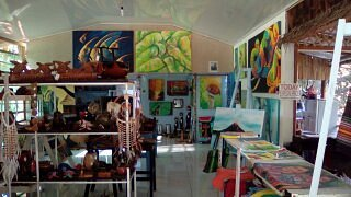 La Casa del Artista, Barú. Tel: 60 18 29 52.