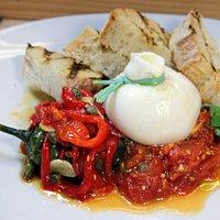 Claudio's Burrata