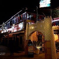 Dera Pakhtun, entrance