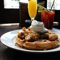 We have brunch! Saturday and Sunday 10am-3pm