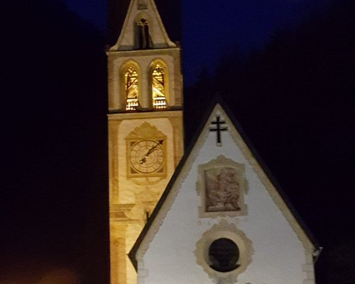 Kirche zur Hl Katharina - Pfarre Längenfeld