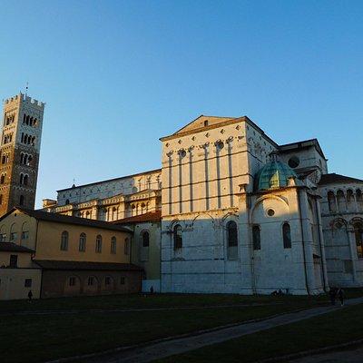 Duomo - Lucca - Francesca Guide Naturatour