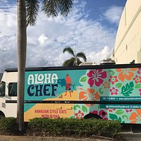 Aloha Chef Food Truck