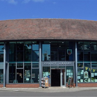 Halesworth Library