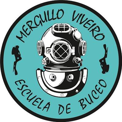 Logotipo del centro de buceo