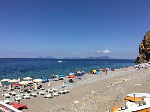 Mare stupendo a Gioiosa Marea! Relax assoluto!