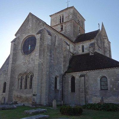 Eglise Saint-Symphorien (extérieur)