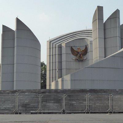 Monument van zee en vuur. Politionele actie Bandung 1947-1948