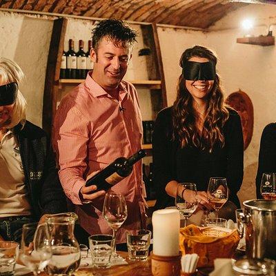 Blind Wine Tasting Bled