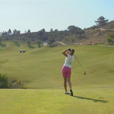 Golf Santo Antonio - Red tee 1