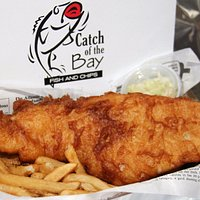 Our 1 piece fish & chips!