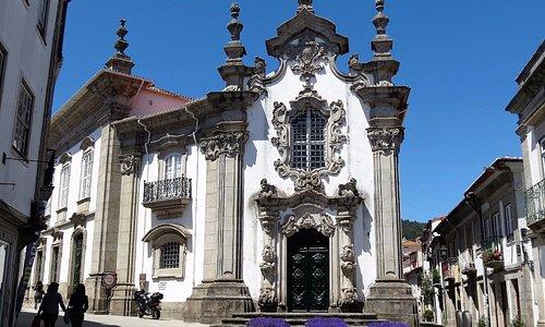 Viana do Castelo - Capela das Malheiras - fachada principal