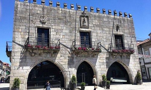 Viana do Castelo - Antigos Paços do Concelho