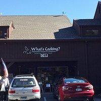 What's Cooking Deli, Ridgefield CT