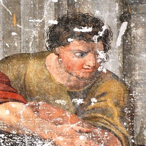Stanza di Eliodoro del Vaticano a Civitavecchia