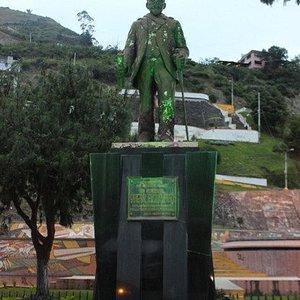 Statua Eloy Alfaro