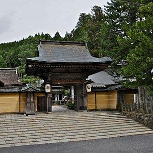 Entrance of Muryokoin