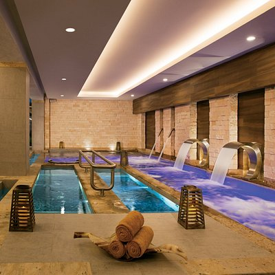 Hydrotherapy Area