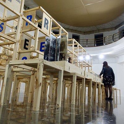 Carlos Casares exhibit