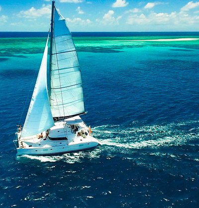 Sailaway IV to Mackay Coral Cay