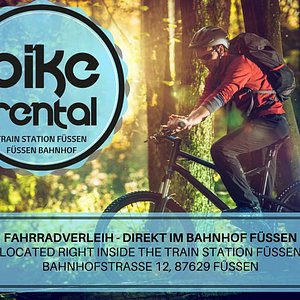 Bike Rental Train Station