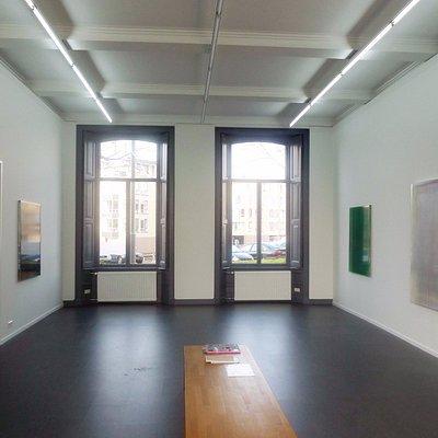 Interieur galerie