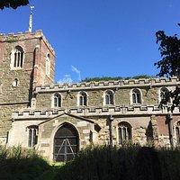 All Saints Church Theddlethorpe