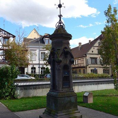Colmar, Parc du Champs de Mars